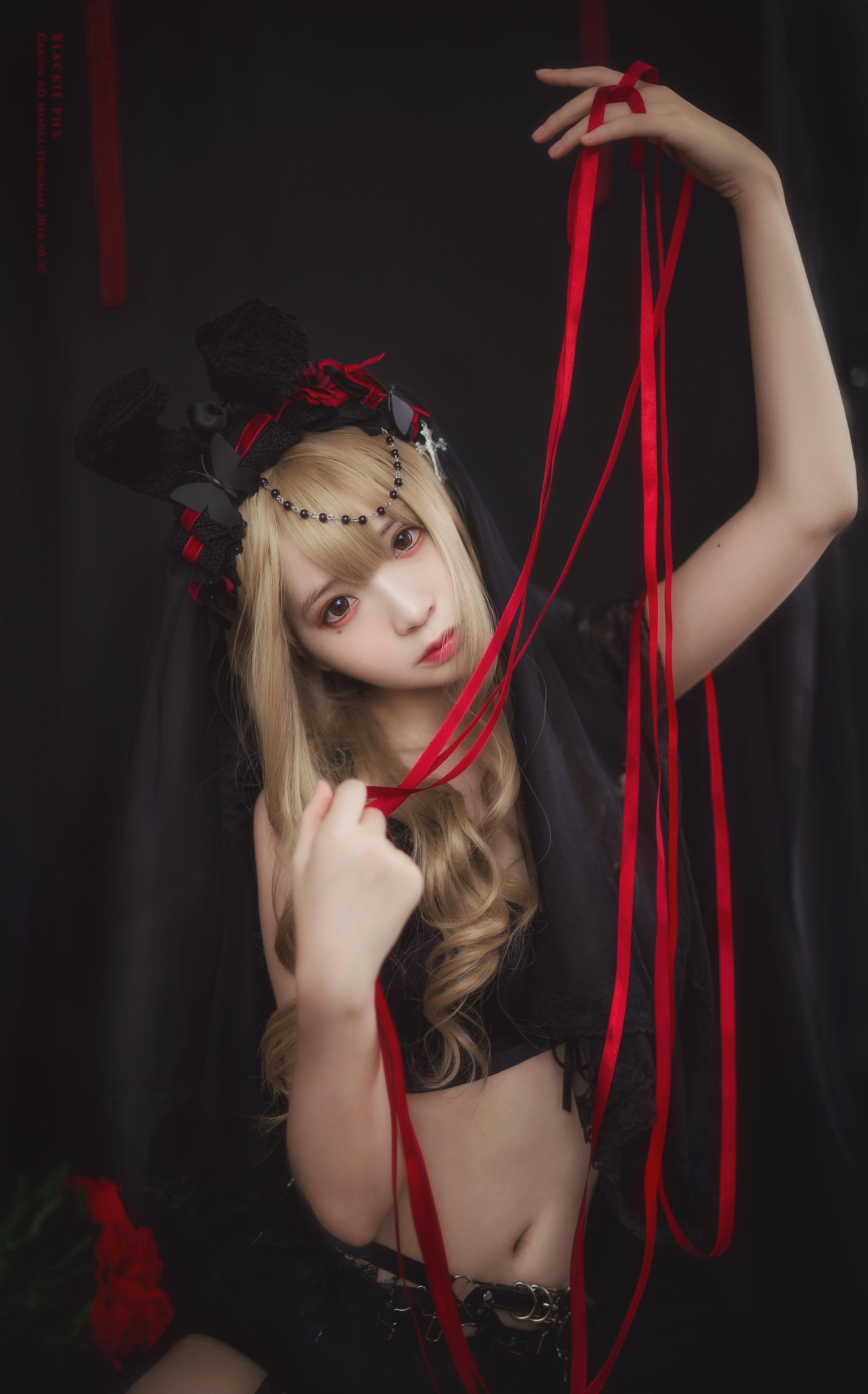 [疯猫 ss] NO.061 黑色玫瑰 [20P-27MB] 疯猫 ss